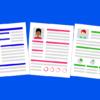 【教員採用試験】出願書類の書き方のポイントとは。試験官の目を引く志願書・面接票・自己PRなど